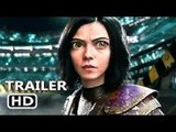 ALITA BATTLE ANGEL (FIRST LOOK - Official Trailer #3 NEW) 2018 James Cameron Sci Fi Movie HD