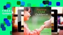 F.R.E.E [D.O.W.N.L.O.A.D] Positive Child Guidance [P.D.F]
