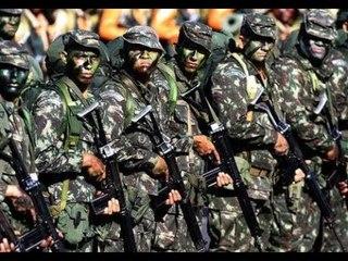 Exército: Onde só os guerreiros são os condecorados