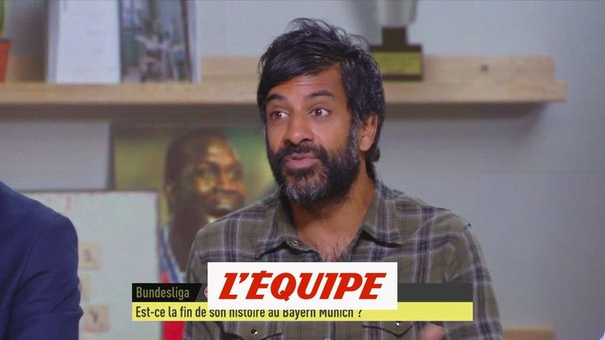 V. Dhorasoo «J'ai eu une altercation violente avec Ribéry» - Foot - L'Equipe d'Estelle