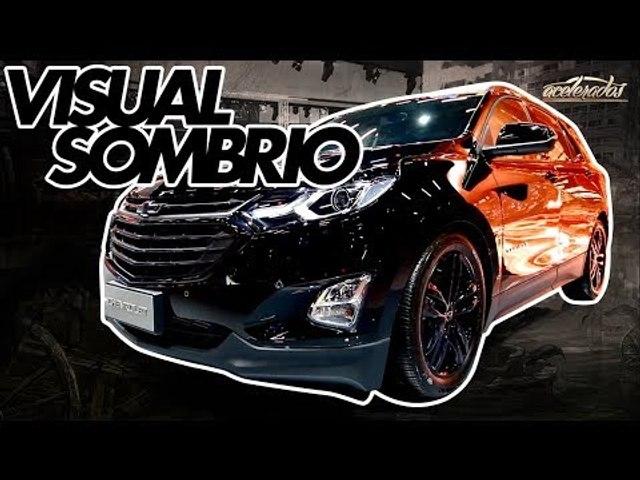 Equinox, Tracker e S10 do mal! Tudo dos Chevrolet Midnight que estão no Salão - AceleradosNoSalão #5