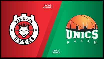 7Days EuroCup Highlights Regular Season, Round 7: Rytas 81-87 UNICS