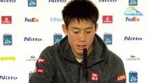 """ATP - Nitto ATP Finals 2018 - Kei Nishikori étrillé par Anderson 6-0, 6-1 : """"C'était juste un jour sans"""""""