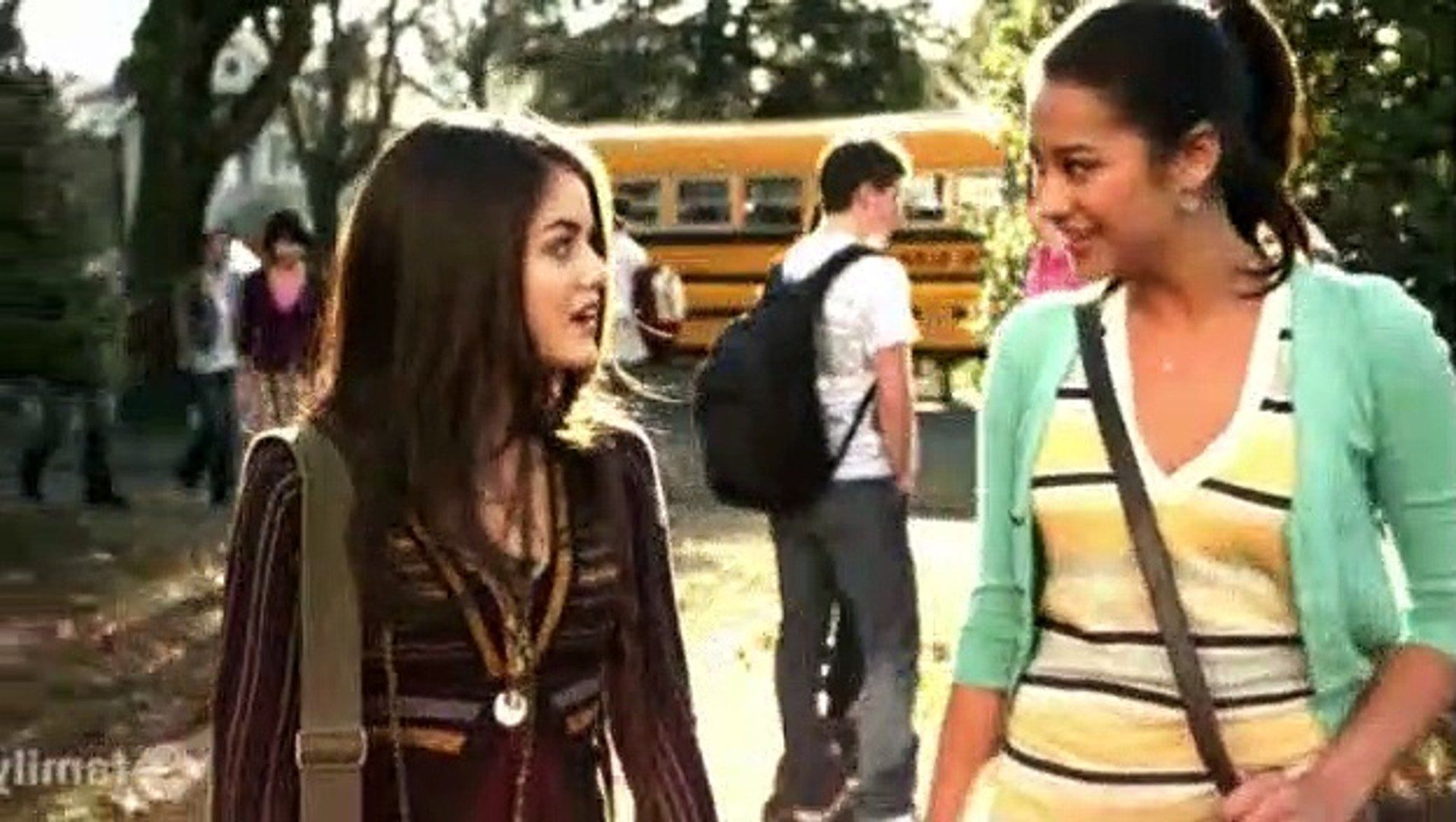 Pretty Little Liars S01E01 - Pilot - video dailymotion