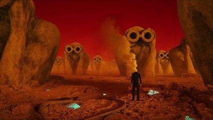 Jean-Michel Jarre - ROBOTS DON'T CRY