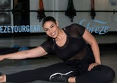 Jordin Sparks Shares Her Post-Baby Workout Tips and Playlist