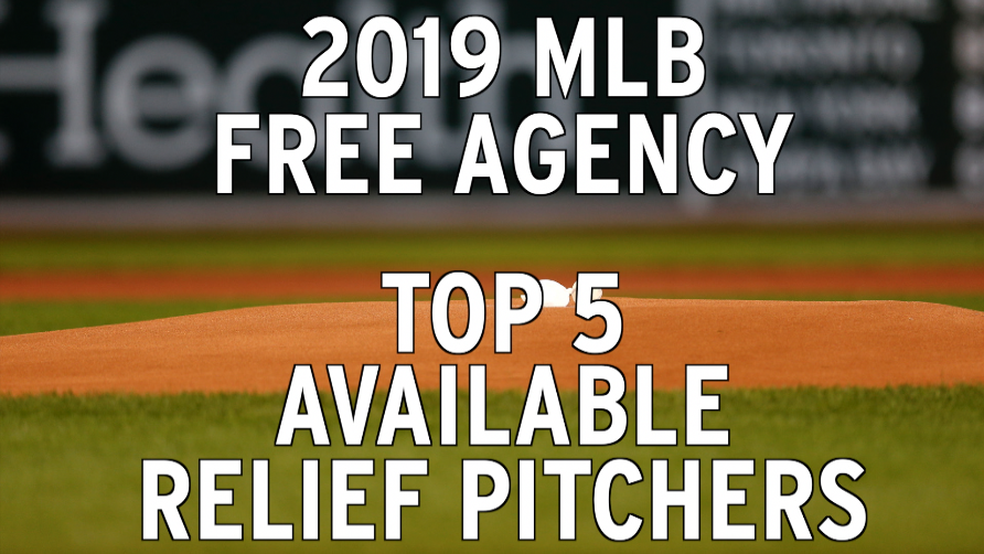 2019 MLB Free Agency: Top Available Relief Pitchers