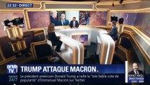 Tweets contre Emmanuel Macron: La vengeance de Donald Trump (2/3)