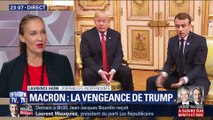 Tweets contre Emmanuel Macron: La vengeance de Donald Trump (3/3)