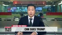 CNN sues Trump administration over suspension of Jim Acosta's press credentials