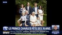 Le prince Charles fête ses 70 ans