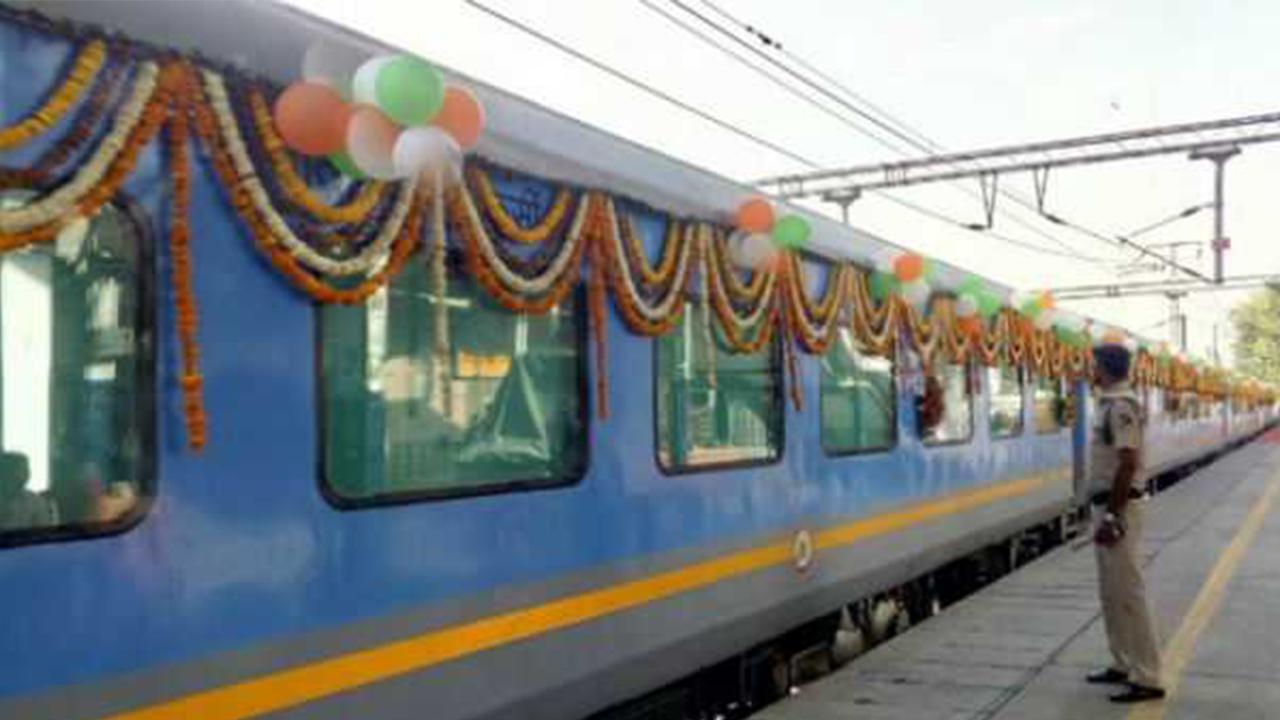 Ramayana Express: कहां-कहां जाएगी ये Train, ये है Full Package & Schedule  | वनइंडिया हिंदी