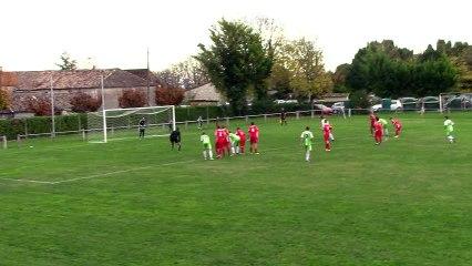 penalty mat contre villeneuve2 le 11 11 2018
