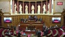 Tour d'horizon de l'actualité du Sénat et de l'actualité du jour. - Territoire Sénat (14/11/2018)