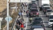 Mexique: des migrants de la caravane arrivent à la frontière US
