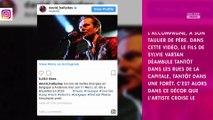 David Hallyday : découvrez son nouveau clip en hommage à Johnny