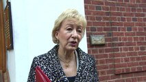 Andrea Leadsom: 'Optimistic we'll have good Brexit'