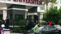 Üniversitede oksijen tüpü patladı: Üç yaralı - İSTANBUL