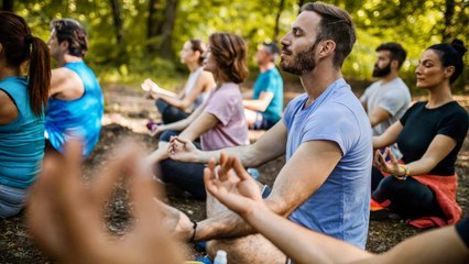 35 Million Americans Are Turning to Yoga and Meditation