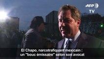 Fin du premier jour du procès d'El Chapo à New York