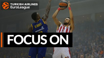 Focus on: Nigel Williams-Goss, Olympiacos Piraeus