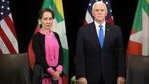 "Rohingyas : Mike Pence qualifie les violences d'""inexcusables"""