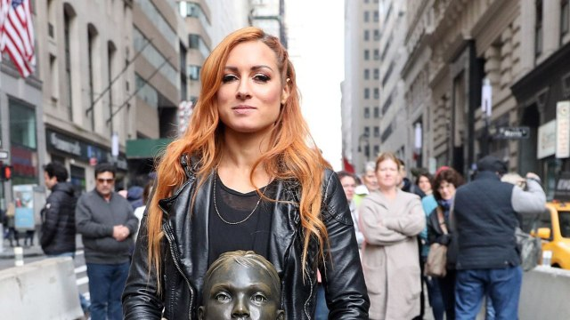 Becky Lynch Announces Replacement to Face Ronda Rousey