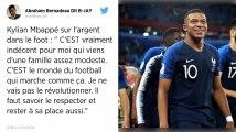 """Kylian Mbappé et l'argent dans le football: """"C'est vraiment indécent, mais c'est le marché"""""""