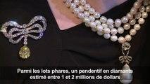 ARCHIVES: des bijoux de Marie-Antoinette mis en vente à Genève