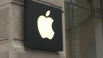 Apple sufre fuerte retroceso y baja del umbral del billón de capitalización
