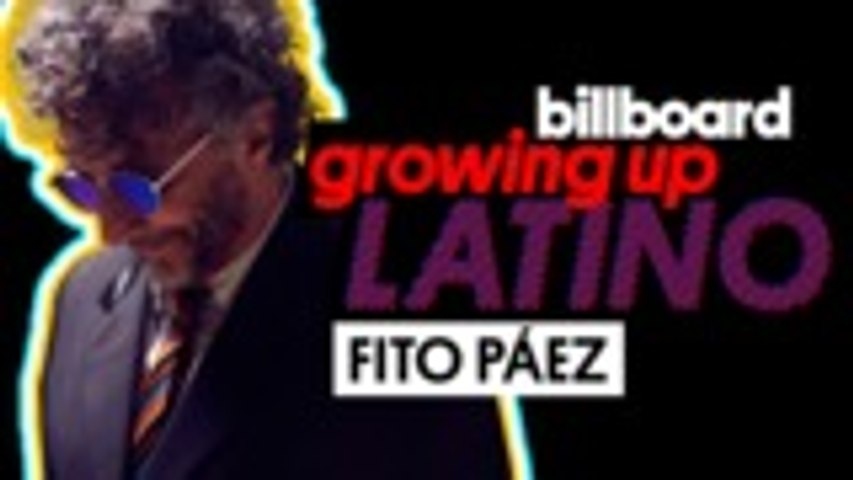 Fito Paez Talks Favorite Childhood Memories, Argentinian Foods & More | Growing Up Latino