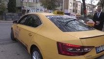 Başkan Tahmazoğlu, Taksicilik Yaptı