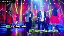 Karaoke Người Tình Mùa Đông - Khưu Huy Vũ, Nguyễn Đình Vũ