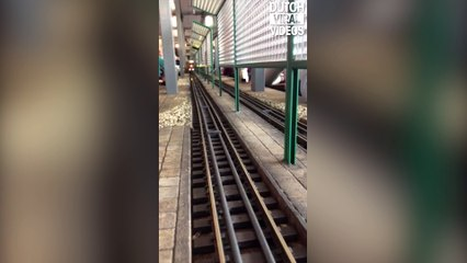 The only train I would wait for