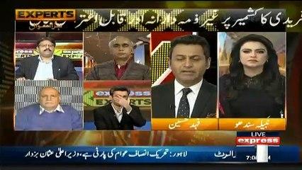 Fahad Hussain Badly Criticise Shahid Khan Afridi Kashmir Statement,
