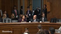 Democrats Walk Out of Senate Panel as Kavanaugh Vote Looms