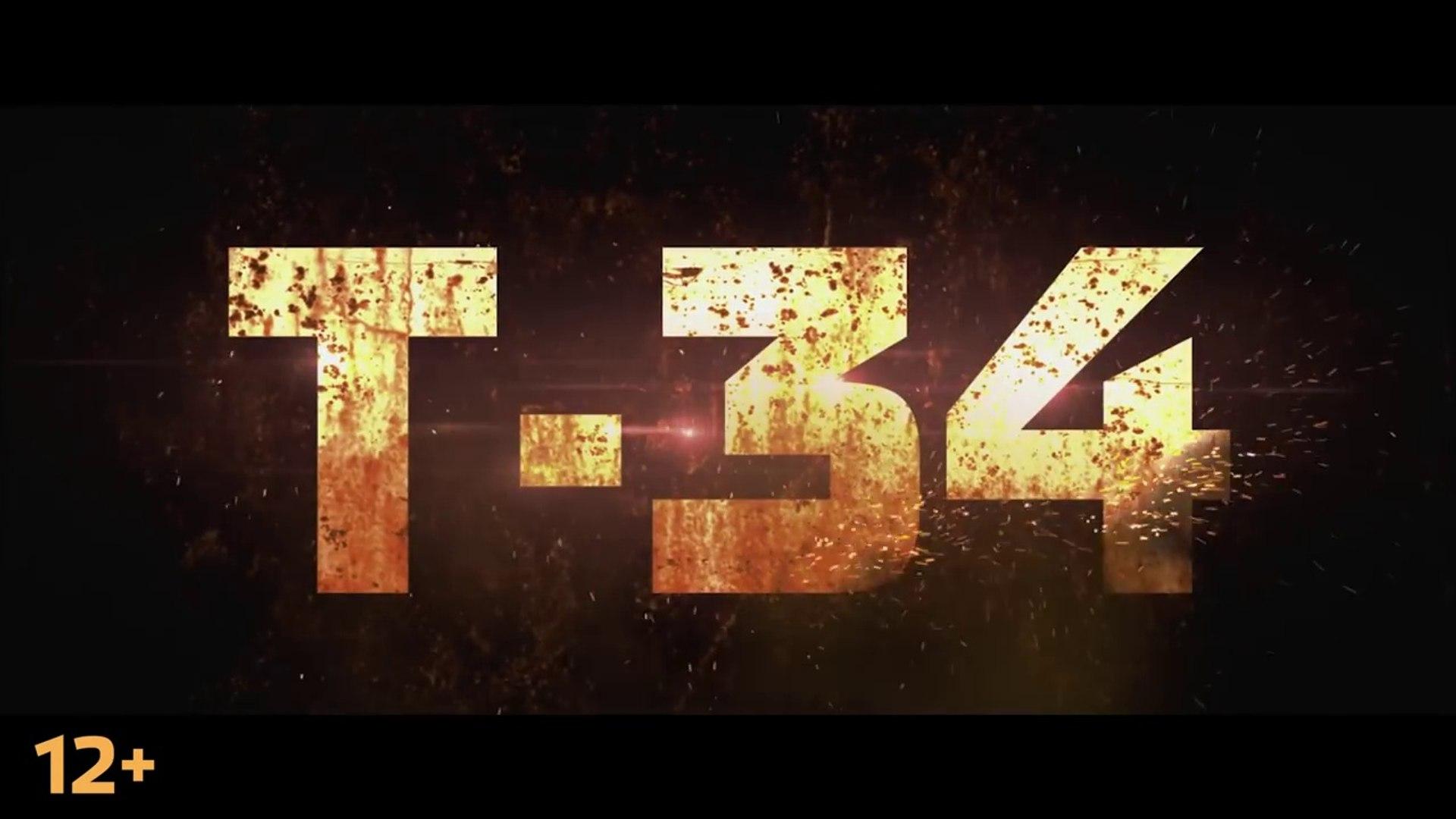 Т-34 - Официальный трейлер (HD) _ Official Trailer (ENG subs)