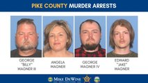 Ohio Attorney General Mike DeWine Announces Arrests In Murders Of Rhoden Family