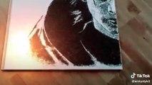 beautifull art with fire ..... art work amazing whatsapp status