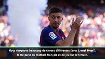 Les éloges de Clément Lenglet à Lionel Messi