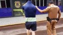 Cascavelense é detido com carreta carregada de cigarros