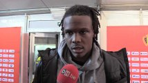 """Dedryck Boyata : """"Je me donne à 100% pour rester sur le terrain"""""""