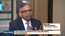 Tata Sons Chairman on Consolidation and Future of Jaguar