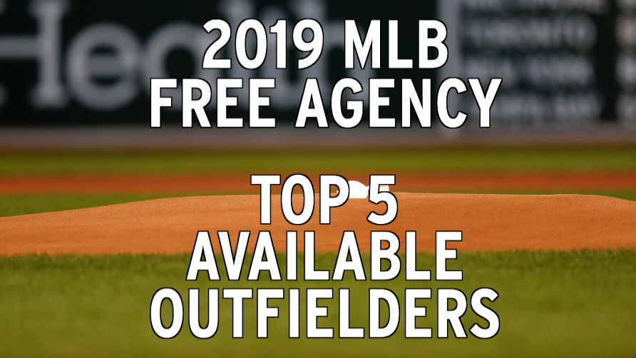 2019 MLB Free Agency: Top Available Outfielders