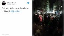 Marseille. «Marche de la colère» après l'effondrement meurtrier de Noailles