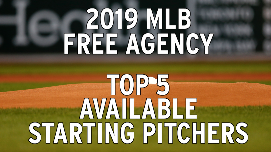 2019 MLB Free Agency: Top 5 Available Starting Pitchers
