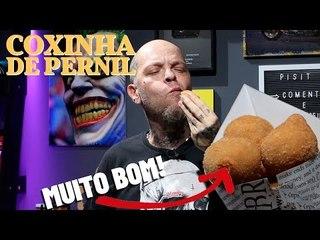 Coxinha mais FAMOSA  de SP  - ganhe dinheiro!