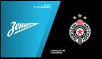 Zenit St Petersburg - Partizan NIS Belgrade Highlights | 7DAYS EuroCup, RS Round 7