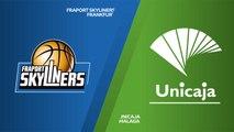 Fraport Skyliners Frankfurt - Unicaja Malaga  Highlights | 7DAYS EuroCup, RS Round 7