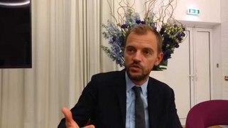 Verviers Interview d Edouard Detaille responsable